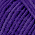 Brown Sheep Lambs Pride Worsted Yarn-Yarn-Royal Purple Flutter M270-