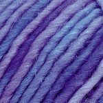 Brown Sheep Lambs Pride Worsted Yarn-Yarn-Frosted Periwinkle M285-