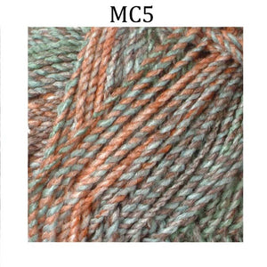 James C. Brett Marble Chunky Yarn-Yarn-Beach Bungalow 5 (discontinued)-
