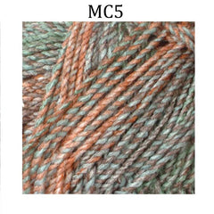 James C. Brett Marble Chunky Yarn Beach Bungalow 5 (discontinued) - 48