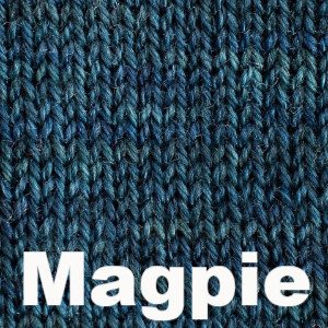 Paradise Fibers Yarn Sweet Georgia Tough Love Sock - Semi Solids Magpie - 26