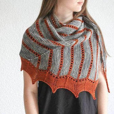 Wiz Shawl Kit featuring MadelineTosh