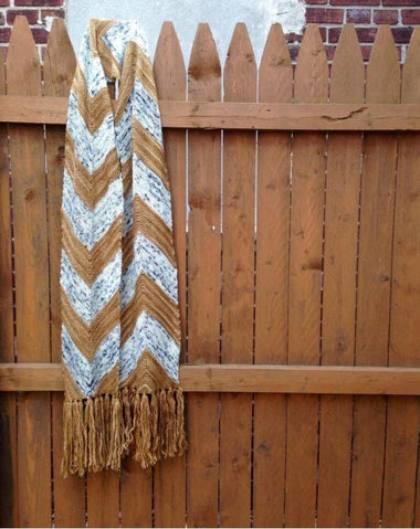 Divisa Scarf Kit-Kits-Paradise Fibers