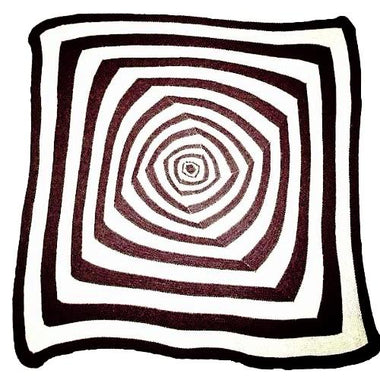 Op Art Blanket Kit-Kits-Paradise Fibers