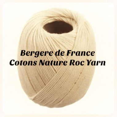Bergere de France Cotons Nature Roc Yarn