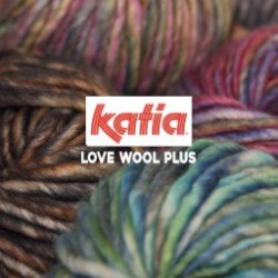 Katia Love Wool Plus Yarn  - 1