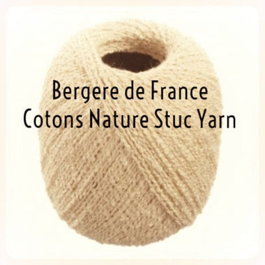 Bergere de France Cotons Nature Stuc Yarn