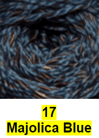 Cascade Bentley Yarn Majolica Blue 17 - 7