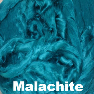 Ashland Bay Dyed Bamboo Top Fiber 4oz / Malachite - 8