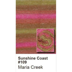 Queensland Collection Sunshine Coast Yarn Maria Creek 109 - 9