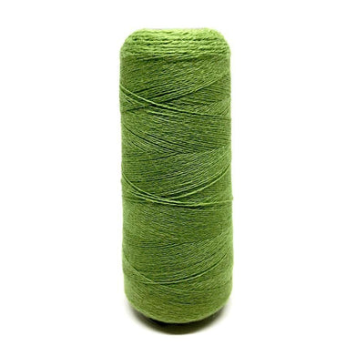 Venne Organic Merino Virgin Wool 28/2 Cone - 50g - Meadow-Weaving Cones-Paradise Fibers
