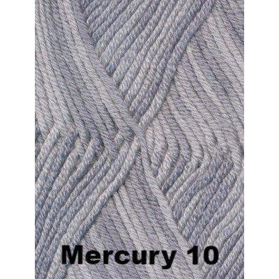Paradise Fibers Yarn Debbie Bliss Baby Cashmerino Tonals Mercury 10 - 8
