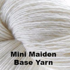 Paradise Fibers Yarn Handmaiden Mini Maiden Yarn  - 7