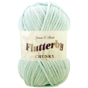James C. Brett Flutterby Chunky Yarn-Yarn-Mint 11-