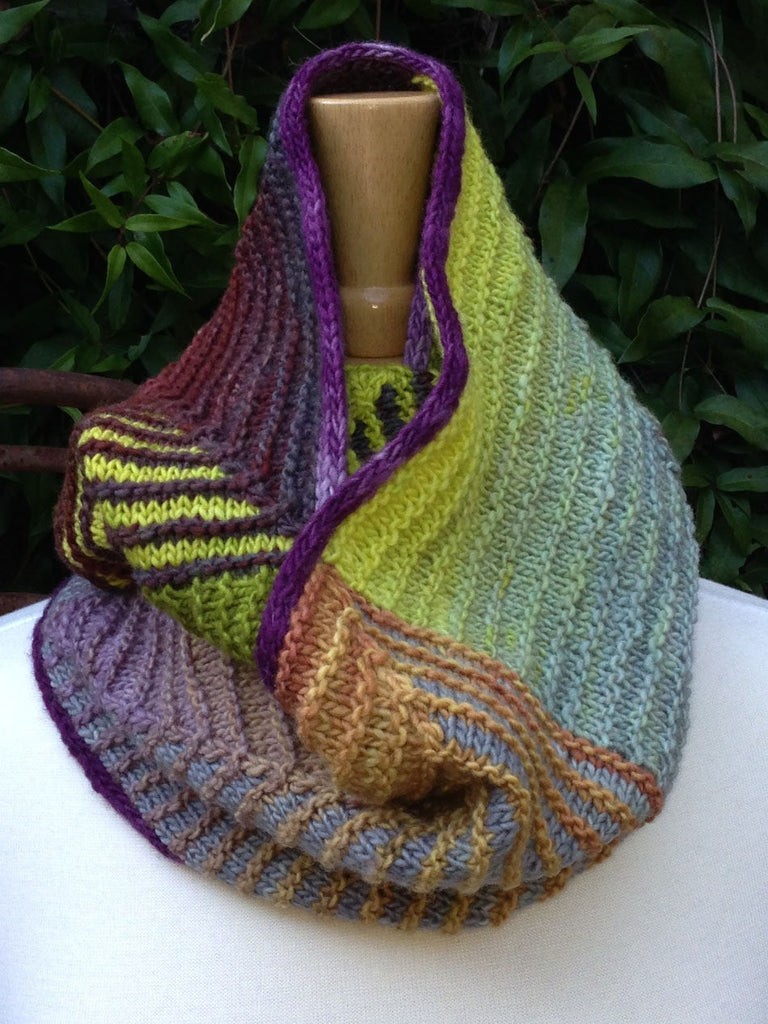 Mitered Obsession Cowl by SKNITSB  - 2