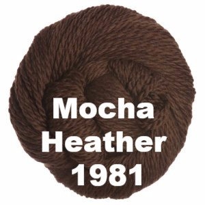 Cascade 128 Superwash Yarn Mocha Heather 1981 - 32