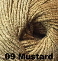 Cascade Longwood Yarn Mustard 09 (DISCONTINUED) - 15