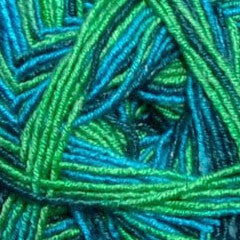 Paradise Fibers Universal Yarn Naked Sock - Oceanic