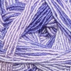 Paradise Fibers Universal Yarn Naked Sock - Lilac Road