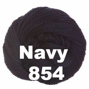Cascade 128 Superwash Yarn Navy 854 - 60