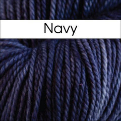 Paradise Fibers Yarn Anzula Luxury Cloud Yarn Navy - 29