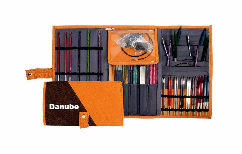 Needles & Crochet Hooks Case by Knitters Pride Danube - 3