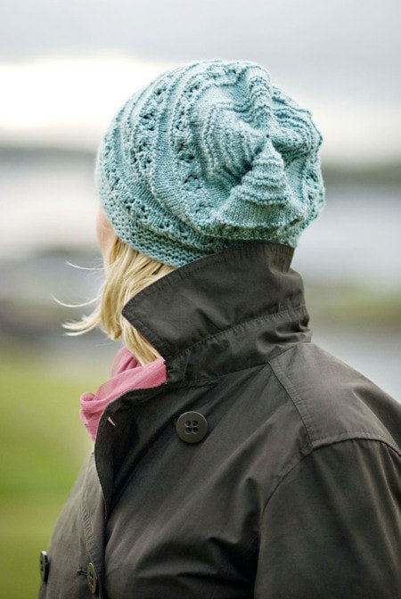 Norie Beanie Pattern by The Shetland Trader  - 3