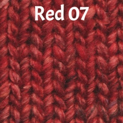 Noro Silk Garden Solo Yarn Red 07 - 8