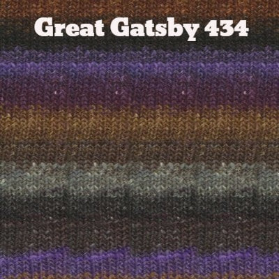Noro Silk Garden Yarn Great Gatsby 434 - 46