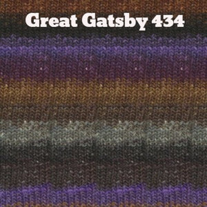 Paradise Fibers Yarn Noro Silk Garden Yarn Great Gatsby 434 - 46