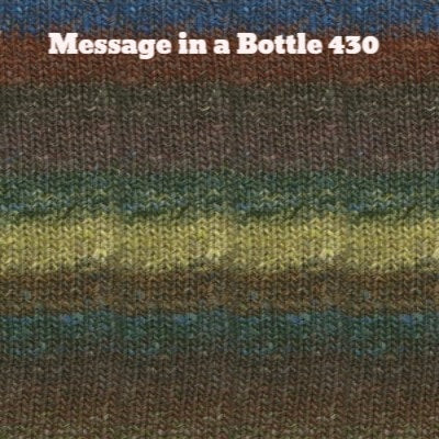 Noro Silk Garden Yarn Message in a Bottle 430 - 44