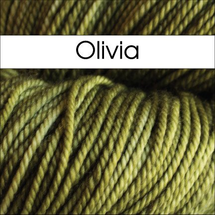 Paradise Fibers Yarn Anzula Luxury Cloud Yarn Olivia - 24