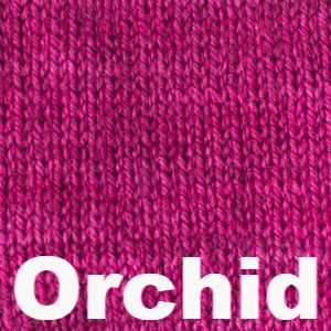 Paradise Fibers Yarn Sweet Georgia Tough Love Sock - Semi Solids Orchid - 28