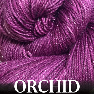 Paradise Fibers Yarn Anzula Luxury Nebula Yarn Orchid - 19