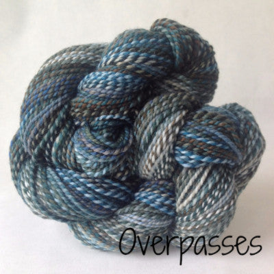 Spincycle Yarns - Dyed in the Wool Overpasses - 12
