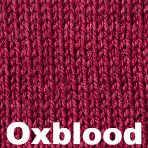 Sweet Georgia Tough Love Sock - Semi Solids-Yarn-Oxblood-