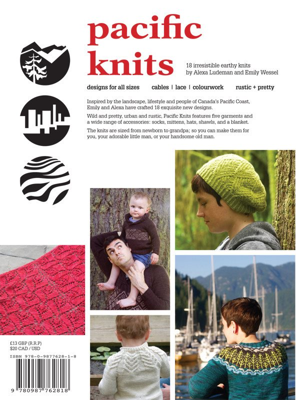 Pacific Knits Book  - 10