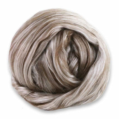 Paradise Fibers  50/50 Yak/Mulberry Silk Blend