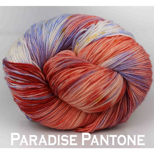 Ancient Arts Yarn - 8 Ply Cabled Heavy Fingering / Sport Weight-Yarn-Paradise Pantone-