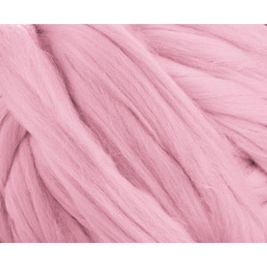 Soft Dyed (Candy Floss) Merino Jumbo Yarn - 7lb Special for Arm Knitted Blankets-Fiber-