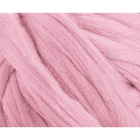 Soft Dyed (Candy Floss) Merino Jumbo Yarn - 7lb Special for Arm Knitted Blankets-Fiber-Paradise Fibers