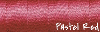 Louet Venne Cottolin Cone Yarn Pastel Red - 18