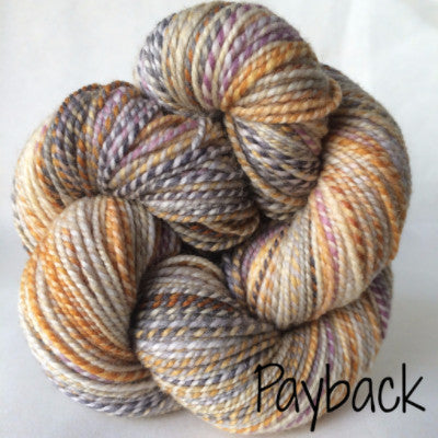 Spincycle Yarns - Dyed in the Wool Payback - 13