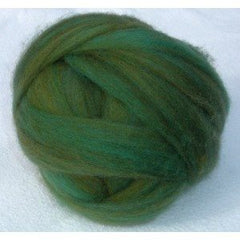 Potluck Roving 8oz Ball Jungle PL - 19