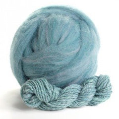 Potluck Roving 8oz Ball Misty Mountain PL - 14