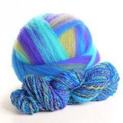 Potluck Roving 8oz Ball Paradise PL - 4