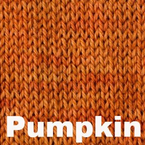 Sweet Georgia Tough Love Sock - Semi Solids-Yarn-Pumpkin-