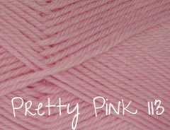 Rowan Rhede Scarf Kit Pretty Pink 113 - 6