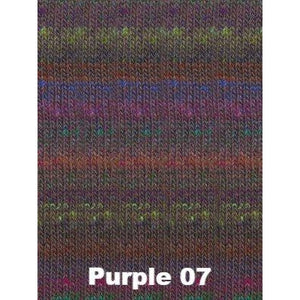 Noro Shinryoku Yarn-Yarn-Purple 07-