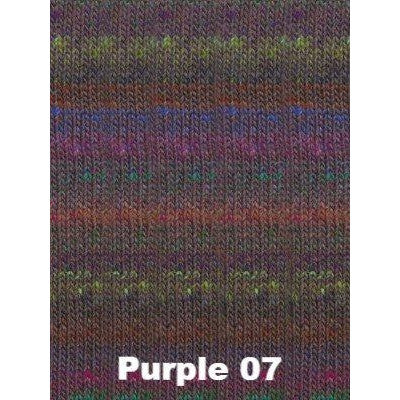 Noro Shinryoku Yarn Purple 07 - 8